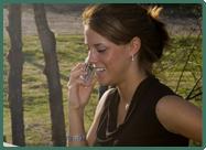 Online mediums beantwoorden uw vragen direct via telefoon
